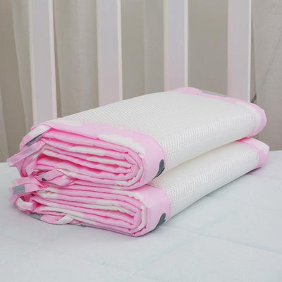 Breathable Crib Bumpers -