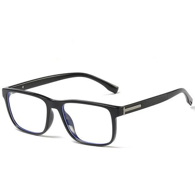 Blue Light Blocking Glasses - C1 Bright Black