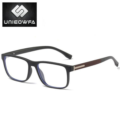 Blue Light Blocking Glasses - C2 Matte Black