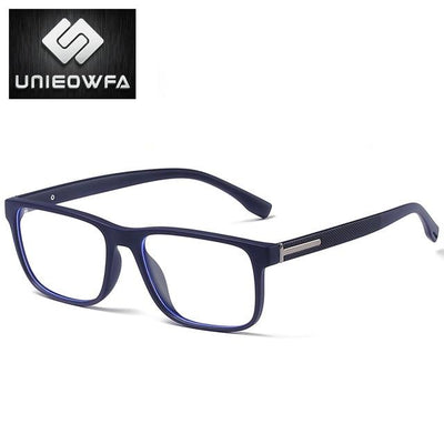 Blue Light Blocking Glasses - C3 Matte Blue