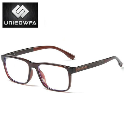 Blue Light Blocking Glasses - C4 Matte Brown