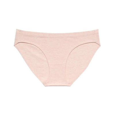 Soft Breathable Brief Set - Champagne / S
