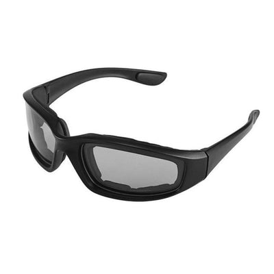 Anti-Glare Motorcycle Glasses - Clear