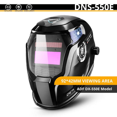 Welding Helmet Mask - China / DNS-550E