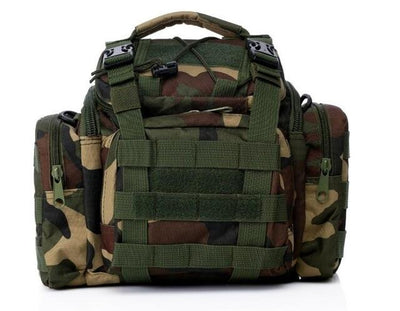 Military Tactical Bug Out Bag - Army Green