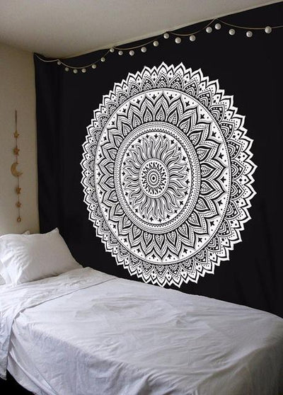 Mandala Tapestry Wall Decoration - G79