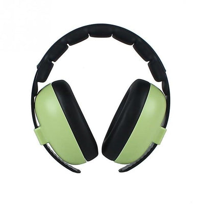 Baby Noise Cancelling Headphones - Green