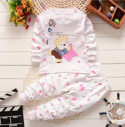 Infant Comfortable Cloth Sets - A 13 / 3m