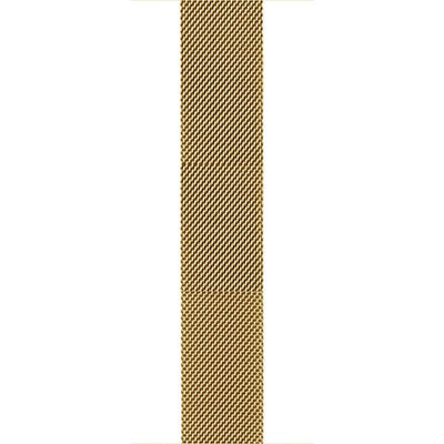 Stainless Steel iWatch Strap - Gold / For 38mm iWatch