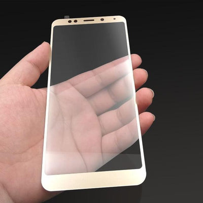 Tempered Glass For Xiaomi - Gold / for Redmi 5
