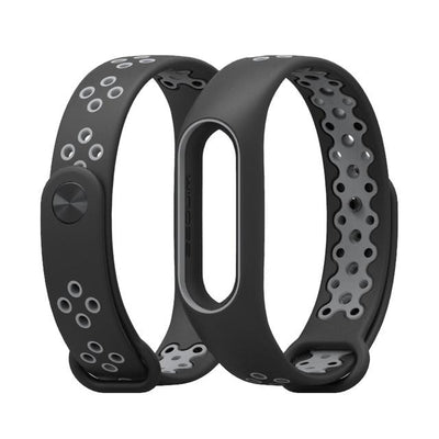 Sport Smart Mi Wristband 2 - Gray Black