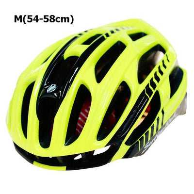 Ultralight Bicycle Helmet - Green