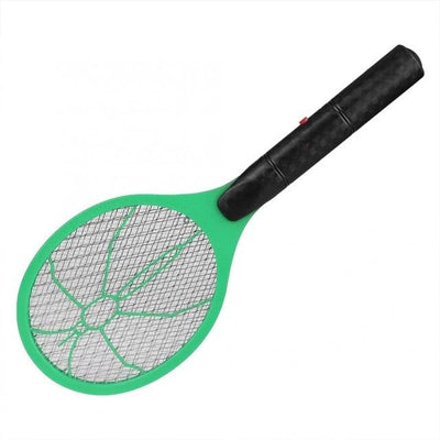 Electric Fly Mosquito Swatter - Green