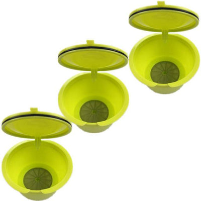 Reusable Coffee Filter Baskets - Green