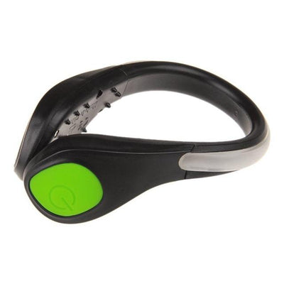 LED Shoe Light Clip - Green