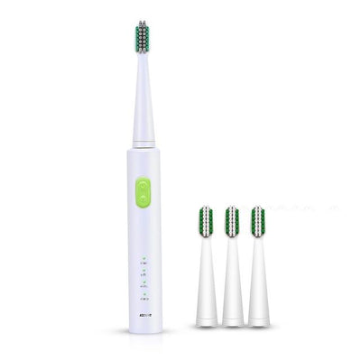 Sonic Electric Toothbrush - Green