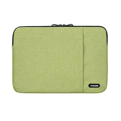 Water-Proof Laptop Carrying Case - Green / 11.6-inch