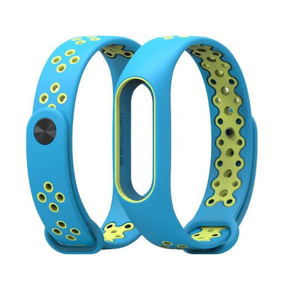 Sport Smart Mi Wristband 2 - Green Blue