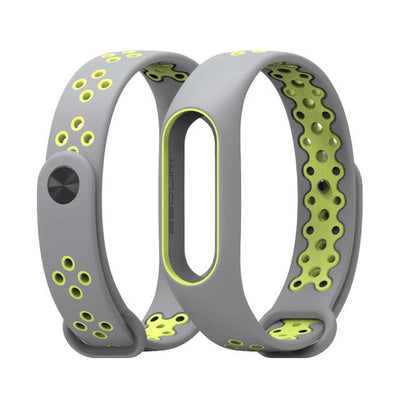 Sport Smart Mi Wristband 2 - Green Gray