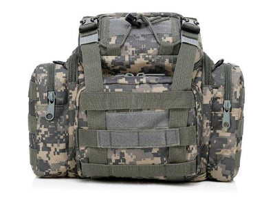 Military Tactical Bug Out Bag - Army Grey