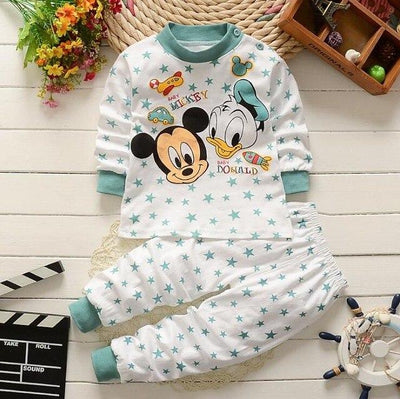 Infant Comfortable Cloth Sets - A 05 / 3m