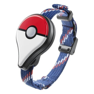 Pokemon Go Plus Bluetooth Bracelet - Light Blue