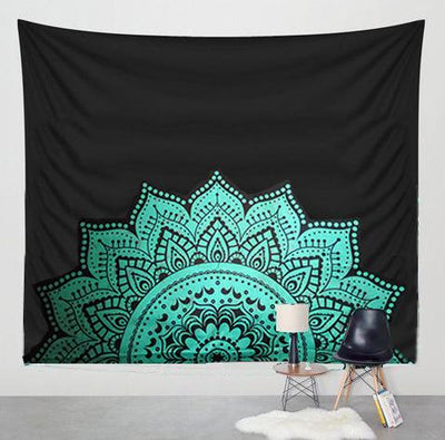 Mandala Tapestry Wall Decoration - M5
