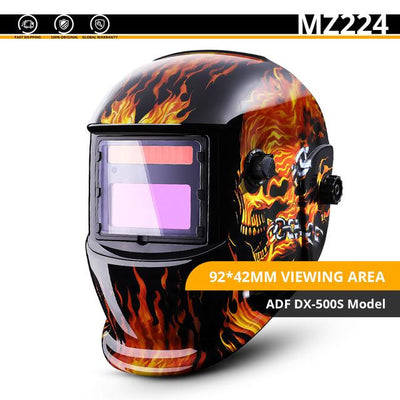 Welding Helmet Mask - China / MZ224