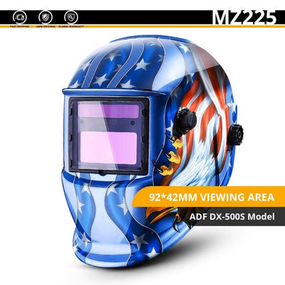 Welding Helmet Mask - China / MZ225