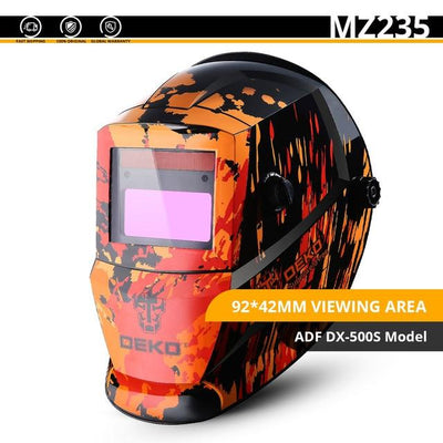 Welding Helmet Mask - China / MZ235