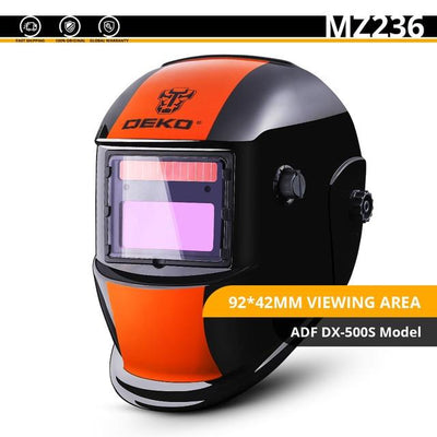 Welding Helmet Mask - China / MZ236