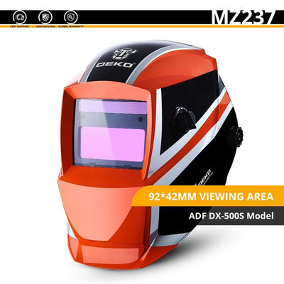 Welding Helmet Mask - China / MZ237