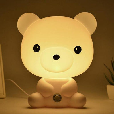 Cartoon LED Night Light - Mode 2 / EU