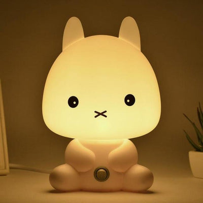 Cartoon LED Night Light - Mode 3 / EU