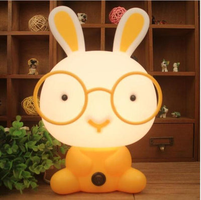 Cartoon LED Night Light - Mode 6 / EU