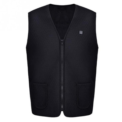 Ultimate Heated Vest - Black / M