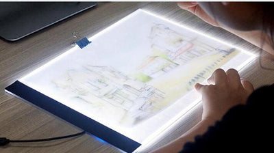Diamond Painting Tablet - Non-Adjustable Lights