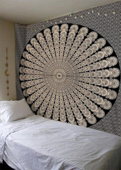 Mandala Tapestry Wall Decoration - O67