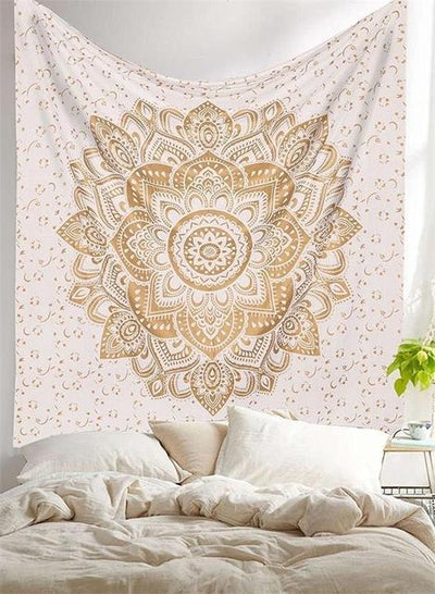 Mandala Tapestry Wall Decoration - O71