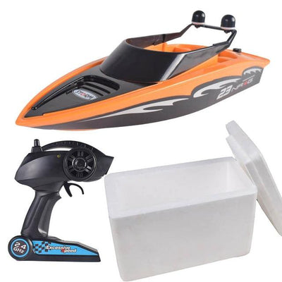 High Speed Rc Racing Boat -