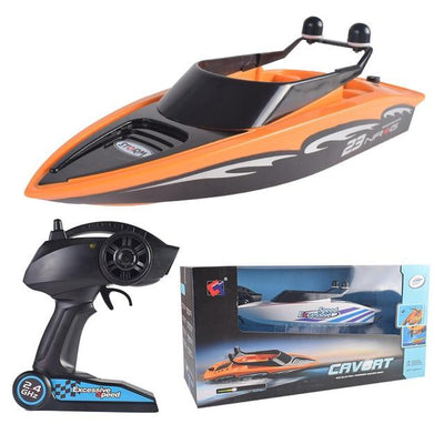 High Speed Rc Racing Boat - Orange