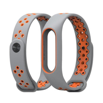 Sport Smart Mi Wristband 2 - Orange Gray