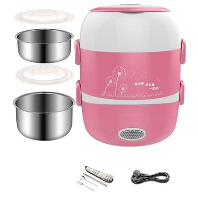 Portable Electric Heating Lunch Box -