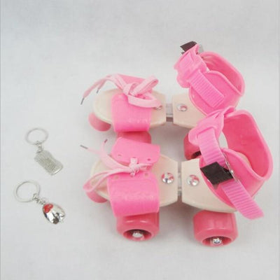 Outdoor Kids Roller Skates - Pink