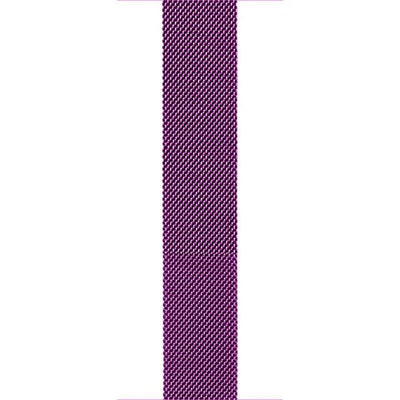 Stainless Steel iWatch Strap - Purple / For 38mm iWatch