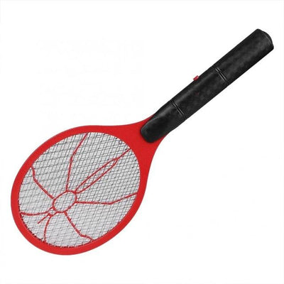 Electric Fly Mosquito Swatter - Red