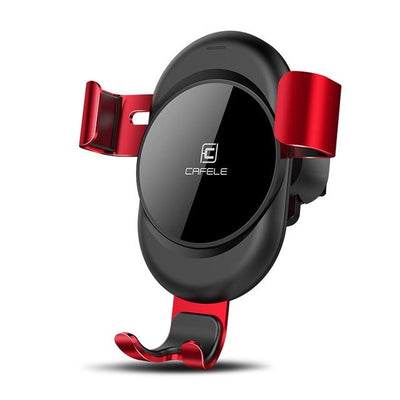 Car Cell Phone Holder - Red