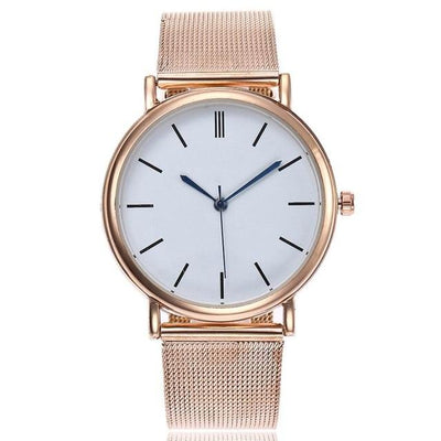 Professional Quartz Wristwatch - Rose Gold 2