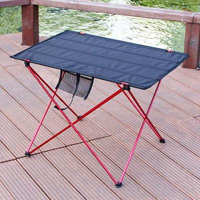 Ultralight Folding Table - Pink