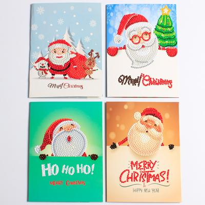 Diamond Greeting Cards - A